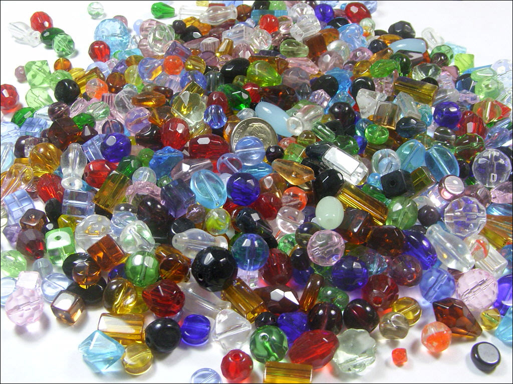 round opaque bulk beads cheap charms plastic jewelry acrylic hole spacer assorted wholesale product pearl color